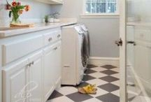 Utility Room Inspiration / by DLP Interiors