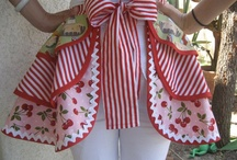 ADORABLE APRONS-GOTTA HAVE THEM / by Vicky McCombs