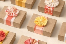 Creative Gifting / by Sarah Domina