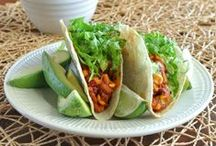 ~ Mad for Mexican Recipes ~ / Fabulous Mexican Style Food from Fabulous Bloggers. / by Ginny McMeans