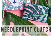 Finished Needlepoint Pieces We Love! / Needlepoint finishing to inspire you.