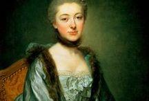 18th century : Pelisse, Cloak, Mantelet, Cape, Domino...