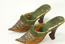 17th & 18th centuries : Mules / by Heileen