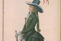 18th century : Riding Habit