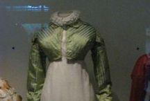 "19th century : 1795-1825 Spencer, ""Corset"", Short Robe, Jacket"