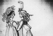 19th century : 1795-1825 Evening Dress, Concert Dress, Opera Dress