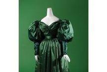 19th century : 1830-1840 (dainty & pompous)