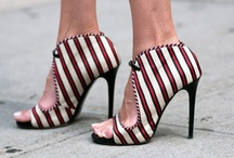 """Fabulous Shoes / """"Sometimes comfort doesn't matter. When a shoe is freakin' fabulous, it may be worth a subsequent day of misery. Soak in Epsom salts and take comfort in the fact that you're looking pretty damn fine, Mamma  / by Barb Miller"""