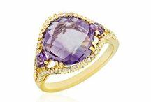 Amethyst / Amethyst Jewelry By Grande Jewelry / by Grande Jewelers