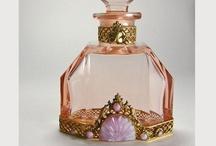 Antique Parfume Bottles / by Barb Miller