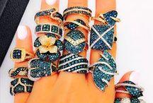 Unique Blue Diamonds / Blue Diamond Jewelry By Grande Jewelry / by Grande Jewelers