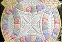 Oh That Quilt / A bed without a quilt is like a sky without stars. / by Barb Miller