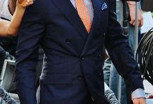 My Gentleman's Style / My style! The outfits and looks that motivate me. / by Gerard Smithwrick