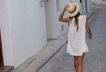 Little White Dress / by Artisan Gallery