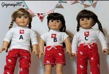 Dolls / Dolls, stuffies, doll clothes, patterns, diy, tutorials, inspiration / by MTaBear