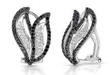 50 Shades of Black / Black Diamond & Black Onyx Jewelry By Grande Jewelry / by Grande Jewelers