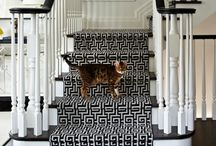 Stairs / by DLP Interiors