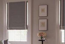 Window Treatments / by DLP Interiors