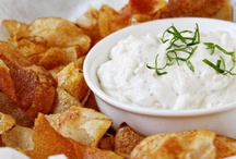 Appetizers-Dips and Spreads