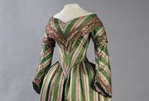 19th century : 1840-1850 (dainty & pompous)