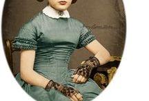 19th century : 1850-1860 (dainty & pompous)