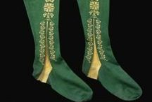 18th century : Stockings / by Heileen