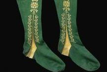 18th century : Stockings