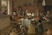17th century (commoners) / by Heileen