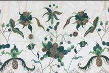 18th century : aprons