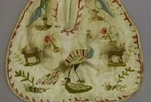 18th century : Pockets / by Heileen