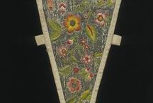 18th century : Stomachers / by Heileen