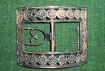 18th century : buckles