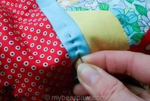 Sew Cute - Tips & Tricks / by Michelle Naugle
