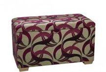 Ottomans from Frances Hunt / A small selection of the Ottomans you can find on our site.