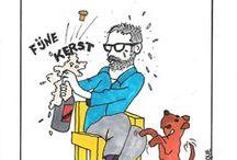 mart&henk / cartoons