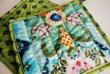 Sew Cute - Potholders, Towel, Coasters, etc... / by Michelle Naugle