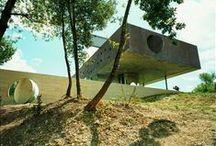 individuele woningen / onder architectuur