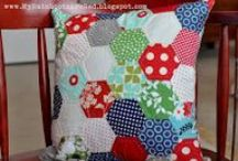Sew Cute - Hexagons / by Michelle Naugle