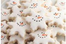 ~ Great Christmas Recipes ~ / Beautiful recipes for a Christmas Celebration.