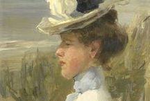 Isaac Israels 1877-1934 / schilder