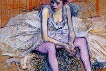 Toulouse Lautrec 1864-1901