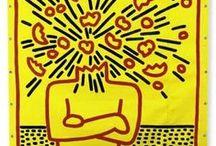 Keith Haring 1958-1990 / artist