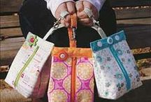 Sew Cute - Pouches, Drawstrings, Wallets etc... / Zipper pouches, Drawstring Bags and Wallets / by Michelle Naugle