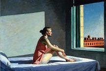 Edward Hopper 1882-1967 / schilder