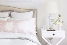 As Seen In...Bedroom Inspiration and Bedroom Ideas / We believe bedding is the biggest statement you can make in your bedroom. See how the top influencers design and decorate their bedrooms with our beautiful designer bedding.