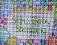 Needlepoint For Special Occasions / Needlepoint for a wedding, a new baby, a house warming, an engagement, graduation.