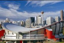 Family Fun In and Around Calgary, Alberta / Places we visit over and over.... / by Wanda | Bakersbeans Bakersbeans
