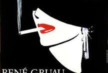 Rene Gruau 1909-2004 / mode-illustrator