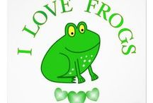 FROGS / by Vicky McCombs