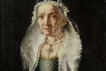 18th century : old women